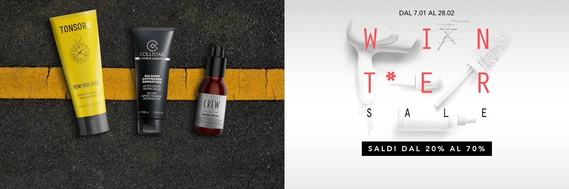 TRILAB Winter Sale 2021 - Prodotti Uomo