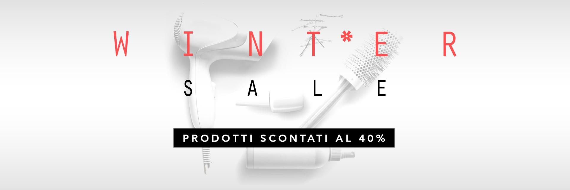 TRILAB Winter Sale 2021 - Prodotti Scontati fino al 40%