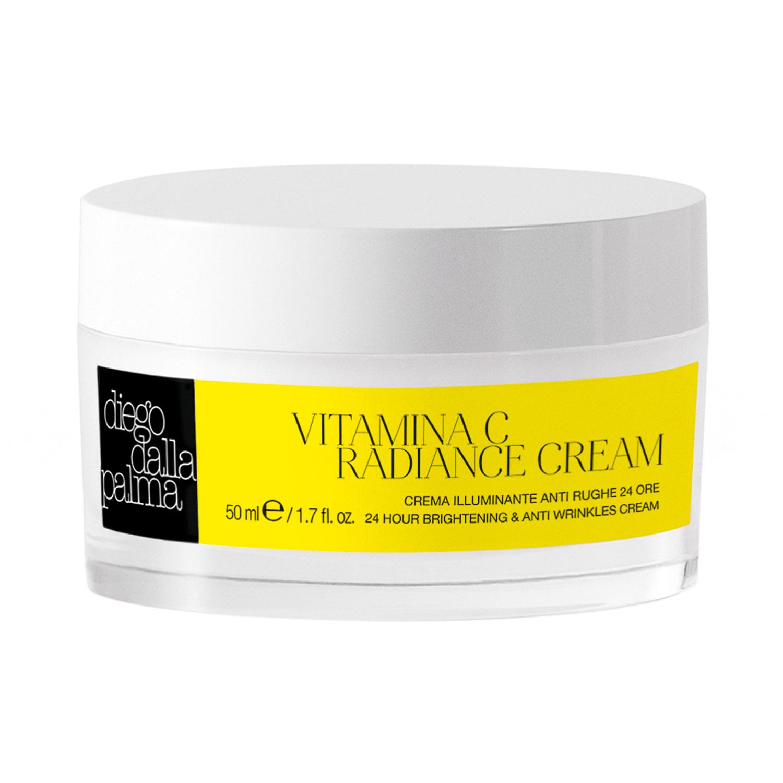 Diego Dalla Palma Vitamina C Radiance Cream Crema Illuminante Antirughe 24 Ore 50 Ml