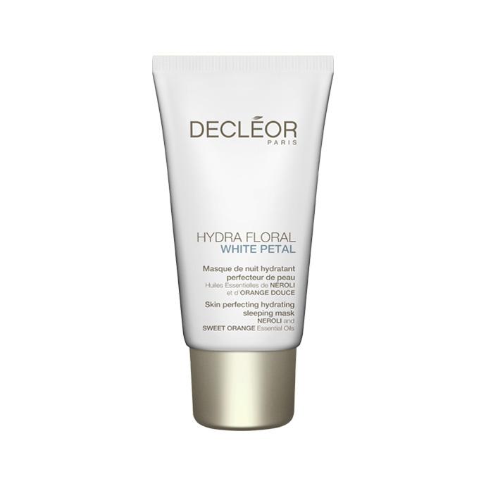 Image of Decleor Paris Hydra Floral White Petal Skin Perfecting Hydrating Sleeping Mask 50 ml %GTIN%