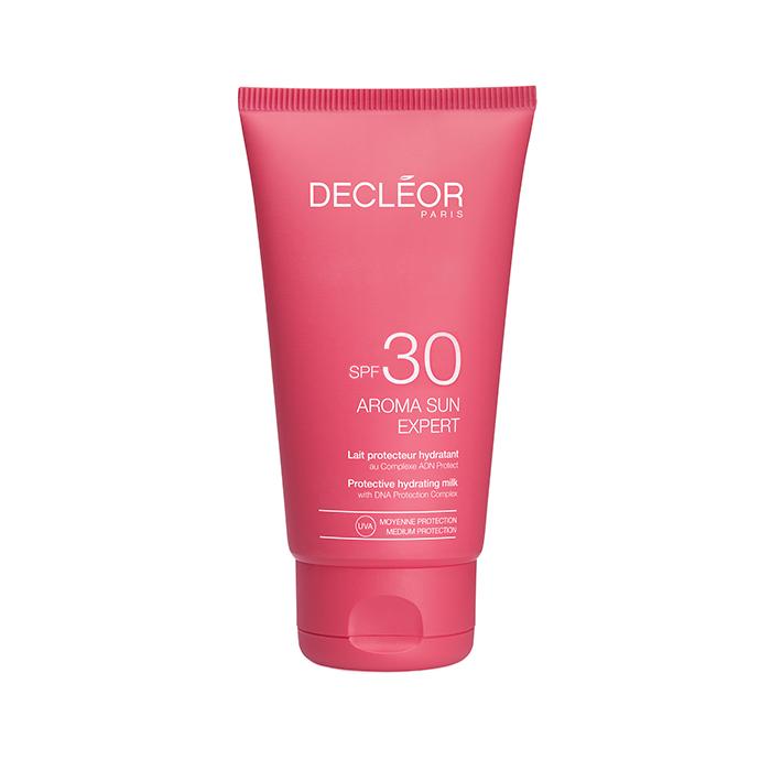 Image of Decleor Paris Aroma Sun Expert Protective Hydrating Milk SPF30 150 ml %GTIN%