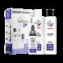Nioxin Kit Sistema 6 Trifasico Shampoo + Conditioner + Trattamento